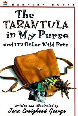 The Tarantula in My Purse By George, Jean Craighead
